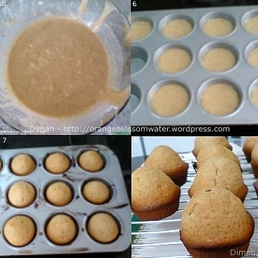 Dimah - http://orangeblossomwater.net - Sugar Donut Muffins 2