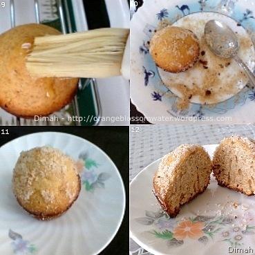 Dimah - http://orangeblossomwater.net - Sugar Donut Muffins 3