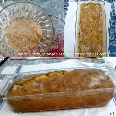 Dimah - http://orangeblossomwater.net - Pinapple Nut Loaf 4