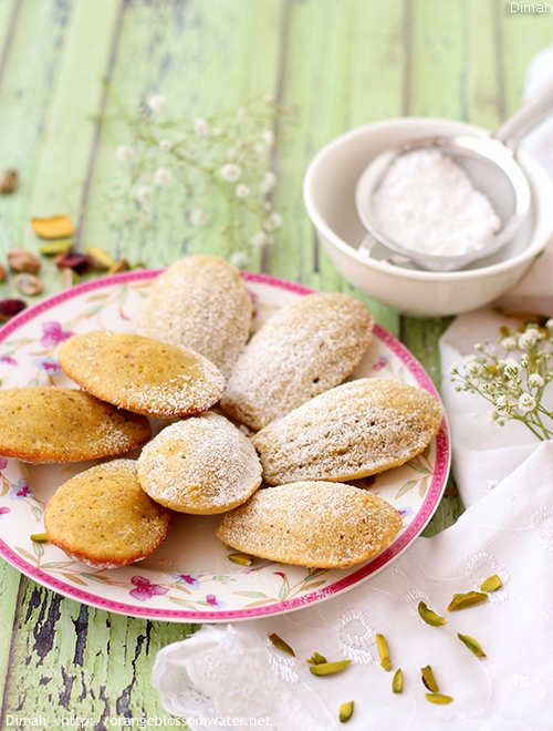 orange-blossom-water-madeleines-7