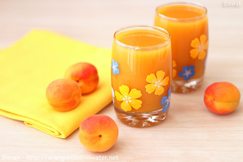 Dimah - http://www.orangeblossomawater.net - Sharab Qamar Ad-Din 500 90.
