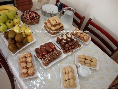 Dimah - http://www.orangeblossomwater.net - Eid Al-Fitr, Sweets 2