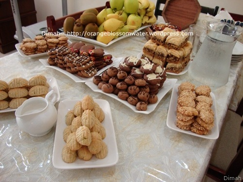 Dimah - http://www.orangeblossomwater.net - Eid Al-Fitr, Sweets 3
