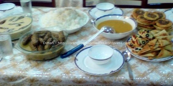 Dimah - http://orangeblossomwater.net - Ramadan, Iftar 5