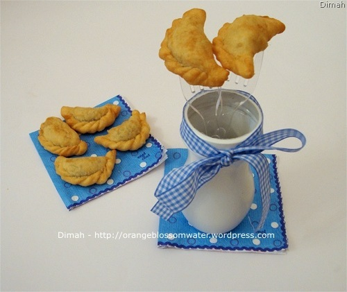 Dimah - http://www.orangeblossomwater.net - Cheese Burek 5