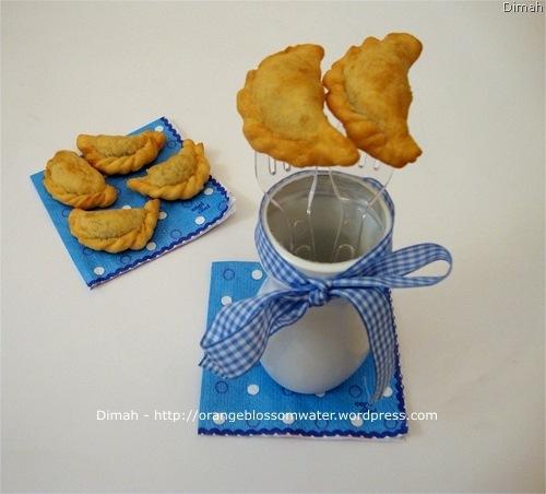 Dimah - http://www.orangeblossomwater.net - Cheese Burek 6