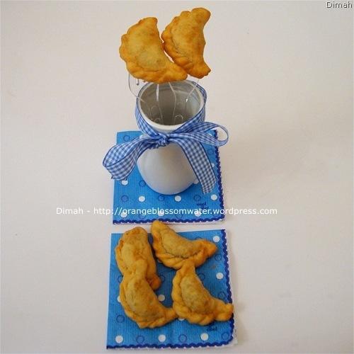 Dimah - http://www.orangeblossomwater.net - Cheese Burek 8