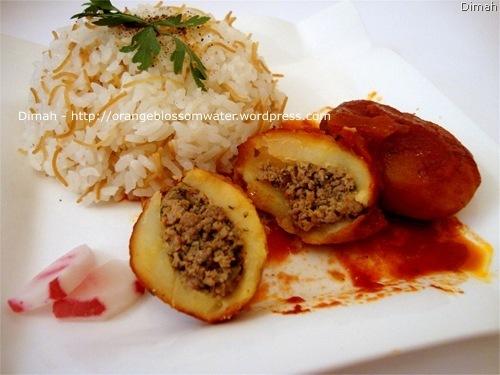 Dimah - http://www.orangeblossomwater.net - Mehshi Al-Batata 93
