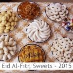Dimah - http://www.orangeblossomwater.net - Eid Al-Fitr, Sweets - 2015