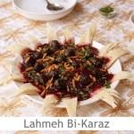 Dimah - http://www.orangeblossomwater.net - Lahmeh Bi-Karaz