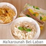 Dimah - http://www.orangeblossomwater.net - Maakarounah Bel-Laban