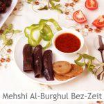 Mehshi Al-Burghul Bi-Zeit Az-Zeitoun