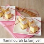 Dimah - http://www.orangeblossomwater.net Nammourah Esfanjiyeh