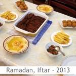 Dimah - http://www.orangenlossomwater.net - Ramadan, Iftar - 2013