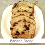 Dimah - http://www.orangeblossomwater.net - Banana Bread