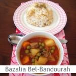 Dimah - http://www.orangeblossomwater.net - Bazalia Bel-Bandourah