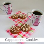 Dimah - http://www.orangeblossomwater.net - Cappuccino Chocolate Chip Cookies