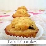 Dimah - http://www.orangeblossomwater.net - Carrot Cupcakes