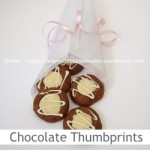 Dimah - http://www.orangeblossomwater.net - Chocolate Thumbprints