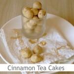Dimah - http://www.orangeblossomwater.net - Cinnamon Tea Cakes