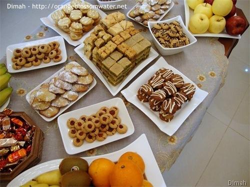 Dimah - http://www.orangeblossomwater.net - Eid Al-Adha, Sweets 2