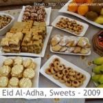 Dimah - http://www.orangeblossomwater.net - Eid Al-Adha, Sweets - 2009