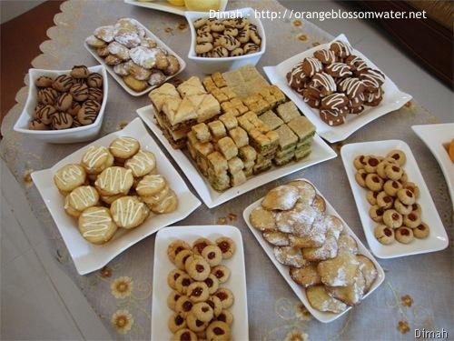 Dimah - http://www.orangeblossomwater.net - Eid Al-Adha, Sweets 3
