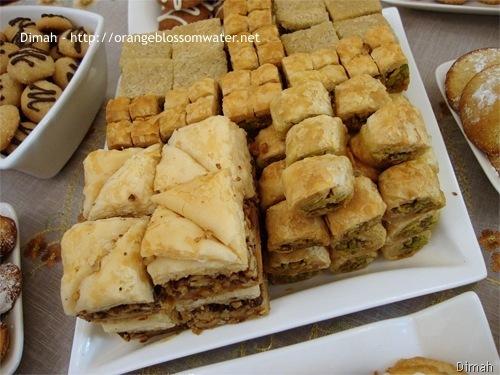 Dimah - http://www.orangeblossomwater.net - Eid Al-Adha, Sweets 4