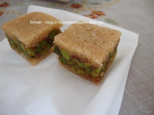 Dimah - http://www.orangeblossomwater.net - Eid Al-Adha, Sweets 8
