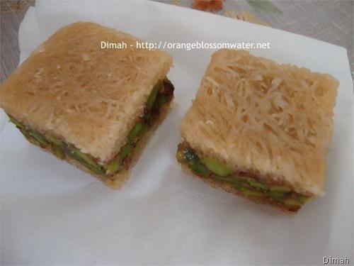 Dimah - http://www.orangeblossomwater.net - Eid Al-Adha, Sweets 9