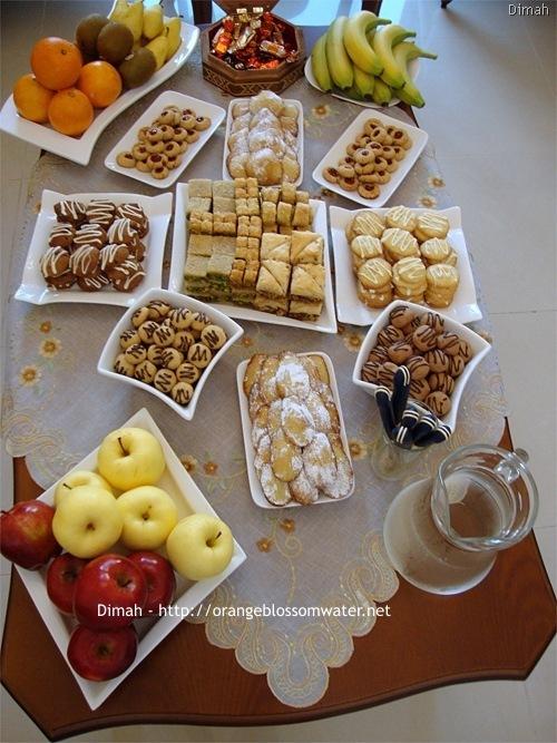 Dimah - http://www.orangeblossomwater.net - Eid Al-Adha, Sweets 99f