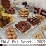 Dimah - http://www.orangeblossomwater.net - Eid Al-Fitr, Sweets - 2009