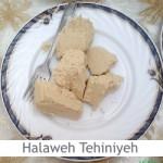 Dimah - http://www.orangeblossomwater.net - Halaweh Tehiniyeh