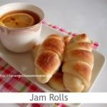 Dimah - http://orangeblossomwater.net - Jam Rolls
