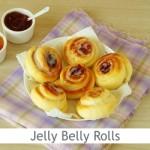 Dimah - http://www.orangeblossomwater.net - Jelly Belly Rolls
