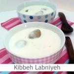 Dimah - http://www.orangeblossomwater.net - Kibbeh Labniyeh