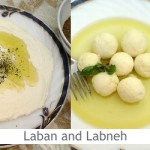 Dimah - http://www.orangeblossomwater.net - Laban and Labneh
