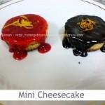 Dimah - http://www.orangeblossomwater.net - Mini Cheesecake