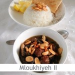 Dimah - http://www.orangeblossomwater.net - Mloukhiyeh II