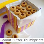 Dimah - http://www.orangeblossomwater.net - Peanut Butter and Jelly Thumbprints