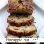 Dimah - http://www.orangeblossomwater.net - Pineapple Nut Loaf