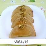 Dimah - http://www.orangeblossomwater.net - Qatayef