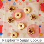 Dimah - http://www.orangeblossomwater.net - Raspberry Sugar Cookie Sandwiches
