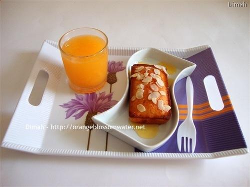 Dimah - http://www.orangeblossomwater.net - Sticky Mandarin Loaves 5