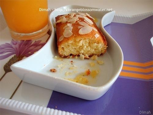 Dimah - http://www.orangeblossomwater.net - Sticky Mandarin Loaves 6