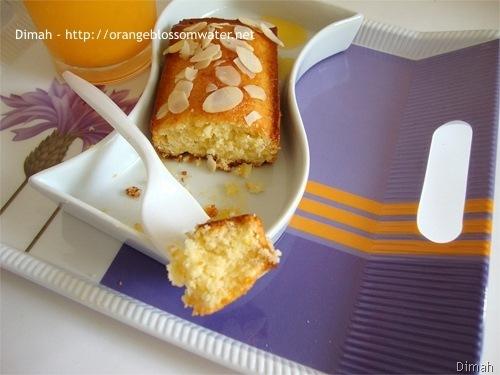 Dimah - http://www.orangeblossomwater.net - Sticky Mandarin Loaves 7