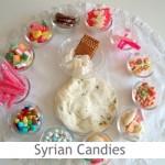 Dimah - http://www.orangeblossomwater.net - Syrian Candies