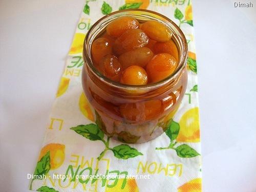 Dimah - http://www.orangeblossomwater.net - Kumquat Preserves 6