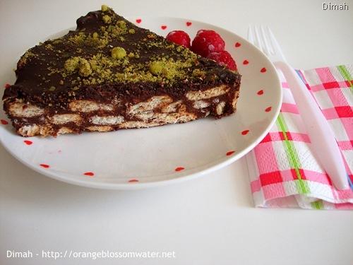 Dimah - http://www.orangeblossomwater.net - Mosaic Cake 8