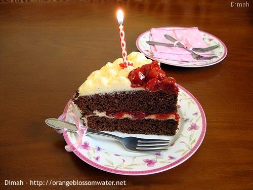 Dimah - http://www.orangeblossomwater.net - Black Forest Cake 94